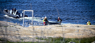 Flere elever havnet i vannet etter kantring