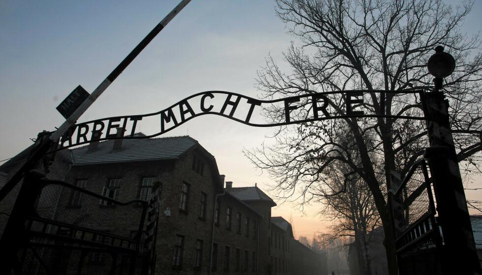 HISTORIEN FORTELLER: Mange norske jøder endte livet sitt her, i konsentrasjonsleiren Auschwitz. Illustrasjonsfoto: Agency Gazeta/Kuba Ociepa/via REUTERS