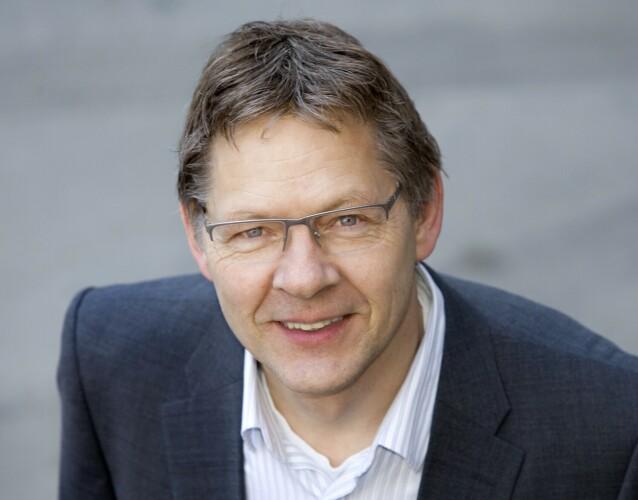 KRITISK: Harald Olimb Norman i Pensjonistforbundet