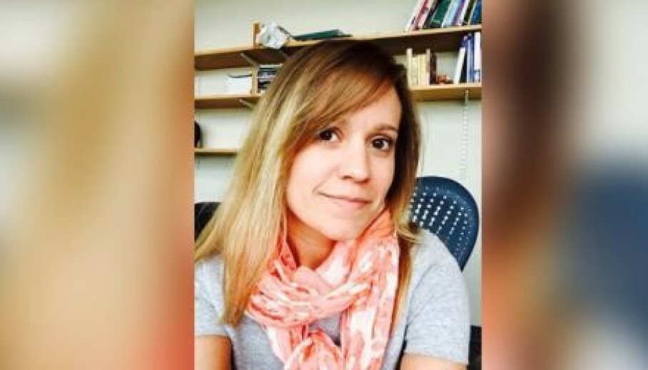 <strong>OMKOM:</strong> Carrie O'Connor døde i heisulykken. Foto: Boston University