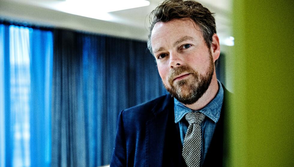 <strong>VIL HA FLERE I FULL JOBB:</strong> Arbeids- og sosialminister Torbjørn Røe Isaksen (H). Foto: Nina Hansen / DAGBLADET