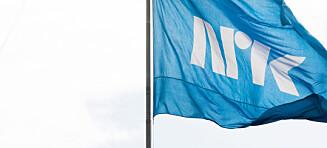 NRK-kompasset er kaputt