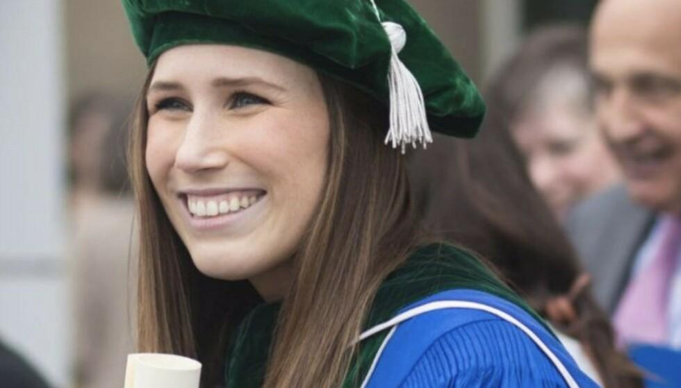 <strong>Adeline Fagan:</strong> Den 28 år gamle legen testet positivt for viruset i juli. Hun kjempet for livet i to måneder, men måtte gi tapt og døde. Foto: GoFundMe