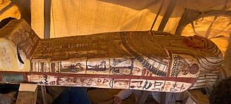 Oppsiktsvekkende funn i Egypt