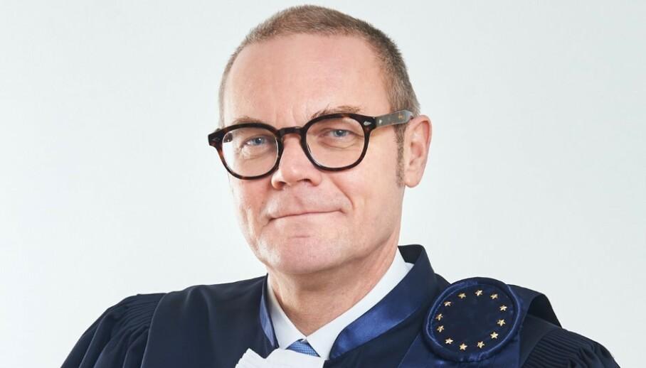 EMD-DOMMER: Som dommer i Strasbourg har Arnfinn Bårdsen vært med på å dømme Norge for menneskerettsbrudd i flere barnevernssaker. Foto: EMD