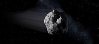 Asteroide nærmer seg jorda