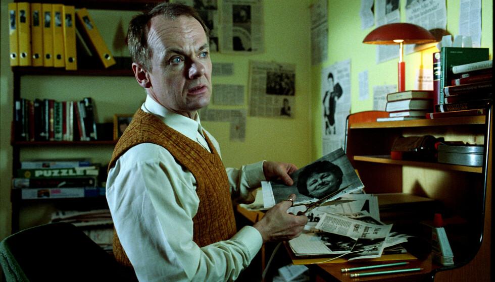 <strong>ELLINGS UNIVERS:</strong> Per Christian Ellefsen spilte Elling i filmene om denne hjemmekjære mannen. Foto: Maipo Film&amp;TV-produksjon