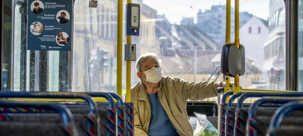 Oslo-politiet: Følger ikke opp munnbind-påbud