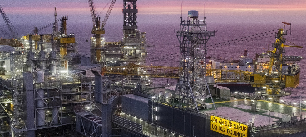 Ingen dødsdom mot norsk olje
