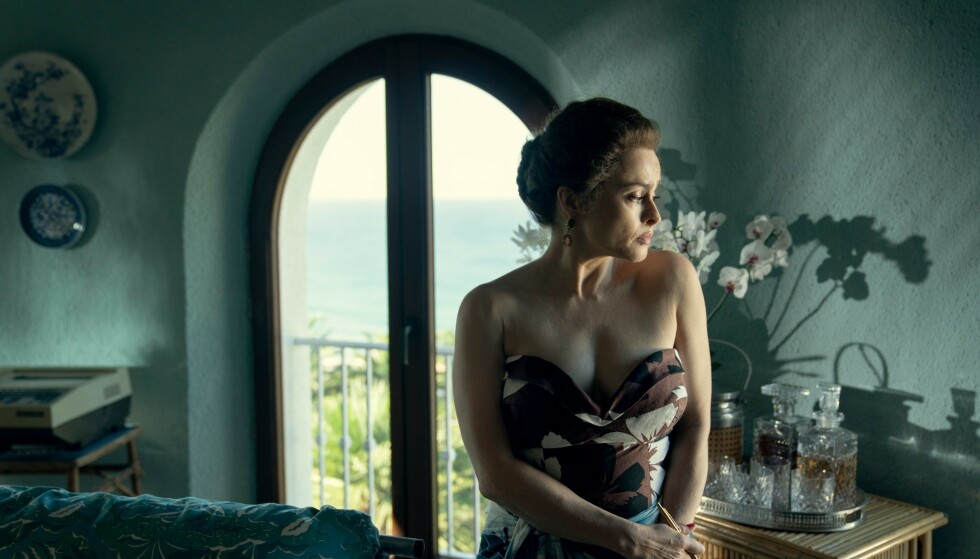 <strong>PRINSESSE:</strong> Helena Bonham Carter som prinsesse Margaret. Foto: Netflix
