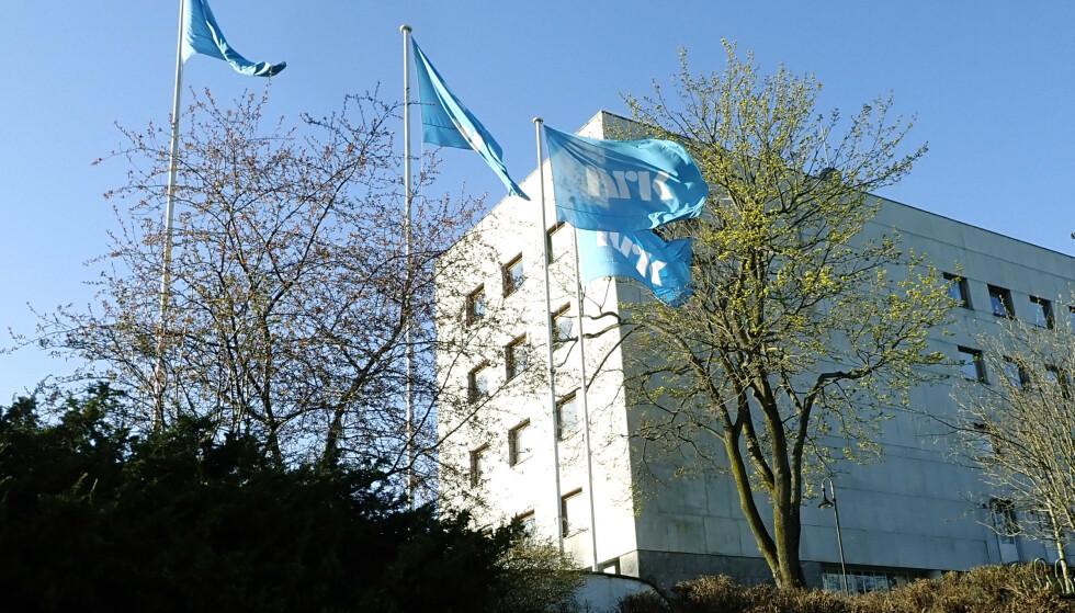 BALANSE: Skal NRK kunne unngå å bli megafon for andres vedtatte sannheter, må Marienlyst evne å justere sine egne, skriver innsenderen. Foto: Erik Johansen / NTB