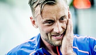 <strong>TRENER BRA:</strong> Petter Northug får ros fra sine tidligere lagkamerater for treningsinnsatsen og nivået han viser for tiden. Foto: Thomas Rasmus skaug / Dagbladet