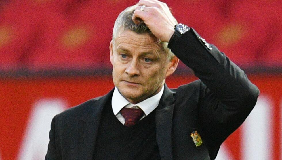 SPENNENDE TID: For Ole Gunnar Solskjær og de andre Premier League-managerne. Foto: NTB