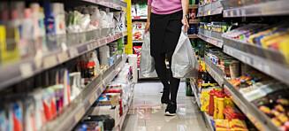 Skal overvåke matkjedene: - Spesiell bransje