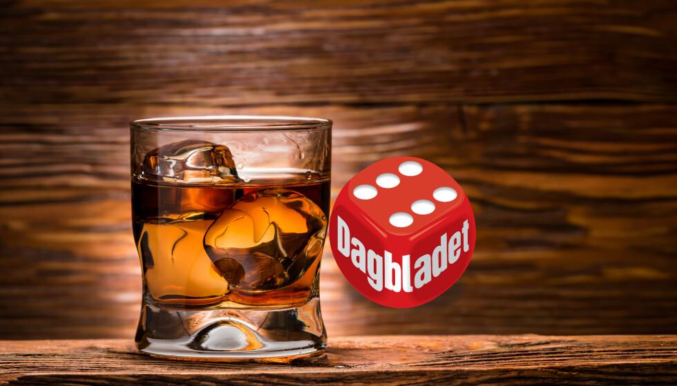 BAR ELLER MED IS: I motsetning til single malt whisky lages blended whisky av ulike kornsorter, og er en blanding av såkalt grain whisky og single malt whisky. Foto: Shutterstock / NTB