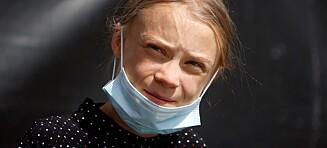 Greta Thunberg er blant storfavorittene