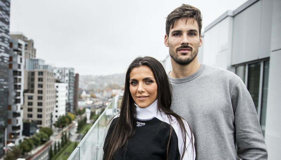 BARN: Jørgine Massa Vasstrand og ektemannen Morten Sundli avslører planene de har for en familieforøkelse. Foto: Christian Roth Christensen / Dagbladet