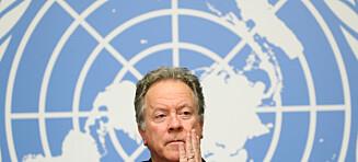 Nobels fredspris til Verdens matvareprogram