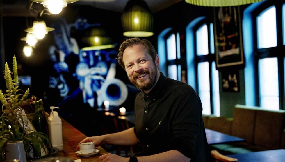 KONKURRANSEINSTINKT: Einar Tørnquist sier han har behov for at hvert fall én av deltakerne i «Kongen befaler» er dårligere enn ham. Foto: Kristin Svorte / Dagbladet