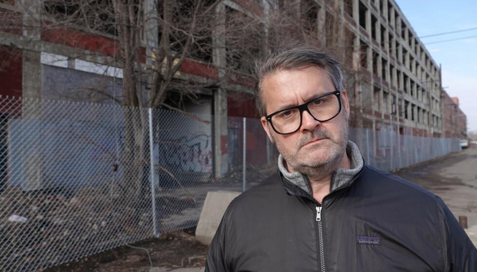 <strong>VILLE HJELPE:</strong> Flere ønsket å hjelpe Thomas Seltzers amerikanske familie etter hans reportasje om deres vanskelige hverdag. Foto: NRK