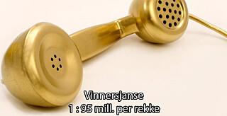 Image: Nå kan man vinne 109 millioner