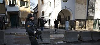 Uakseptabel oppførsel mot norske jøder