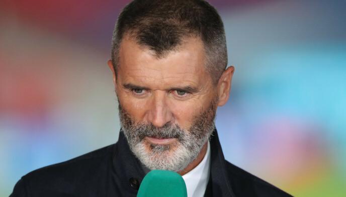 REAGERER: Roy Keane slakter søndagens United-forestilling. Foto: NTB