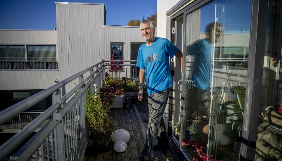 AFP-EN GLAPP: Michael Boyd Wold (69) misforsto AFP-regelverket. Nytt regelverk skal tette «hullene» slik at færre faller ut av ordningen. Foto: Bjørn Langsem / Dagbladet