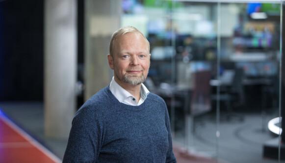 HÅPER PÅ EN LØSNING Sportsredaktør Vegard Jansen Hagen forteller at TV 2 respekterer Ole Gunnar Solskjærs valg, men at de håper på dialog framover.