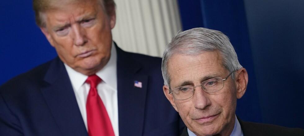 Trumps nye skyteskive: - Idiot, katastrofe