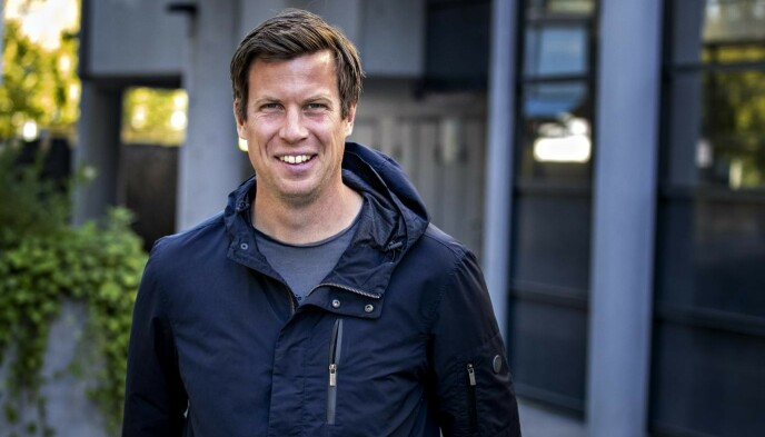 <strong>TV 2-EKSPERT:</strong> Jesper Mathisen. Foto: Bjørn Langsem