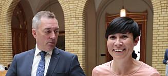 Sammenliknet utenriksministeren med «Tanja Laila»