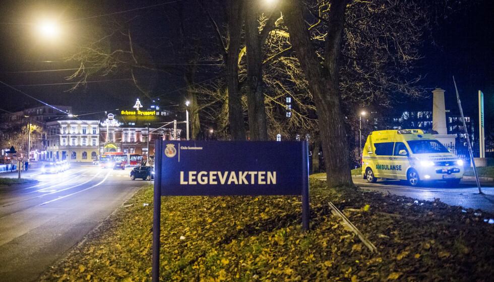 BRUDD: Bruddet mellom Legeforeningen/Akademikerne og KS kan ramme kommunale legevakter i hele landet i ukene framover. Foto: Fredrik Varfjell / NTB