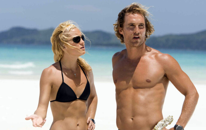 <strong>DUO:</strong> Kate Hudson og Matthew McConaughey spilte sammen i «Fool's Gold». Foto: Moviestore/REX/NTB
