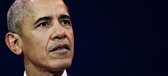 Sprer «syk» Obama-teori