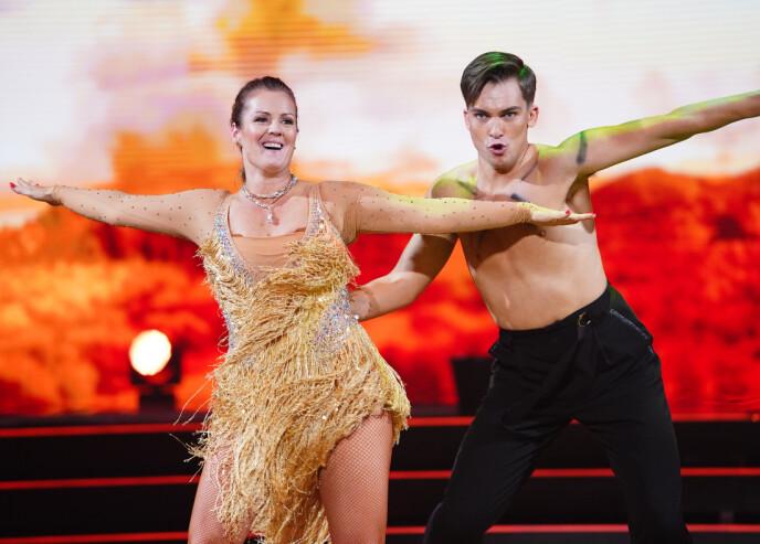LEI AV DANS: Tarjei Svalastog har planer om å legge danseskoa på hylla. Foto: Espen Solli / TV 2