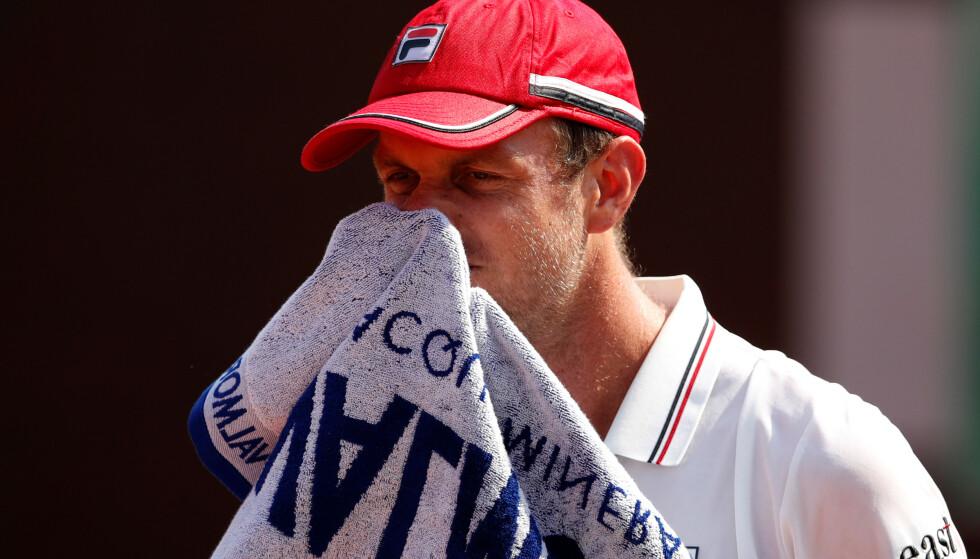 <strong>KAN BLI DYRT:</strong> Sam Querreys coronaflukt kan koste ham dyrt. Foto: REUTERS/Clive Brunskill