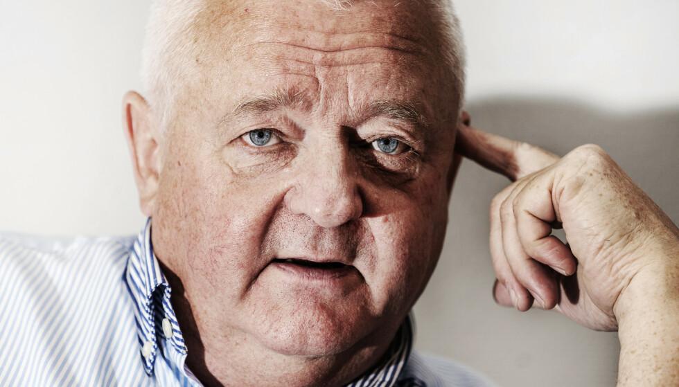BLE DØMT: Frode Berg ble dømt for spionasje i Russland. Mandag holder Stortinget høring om saken. Foto: Hans Arne Vedlog / Dagbladet