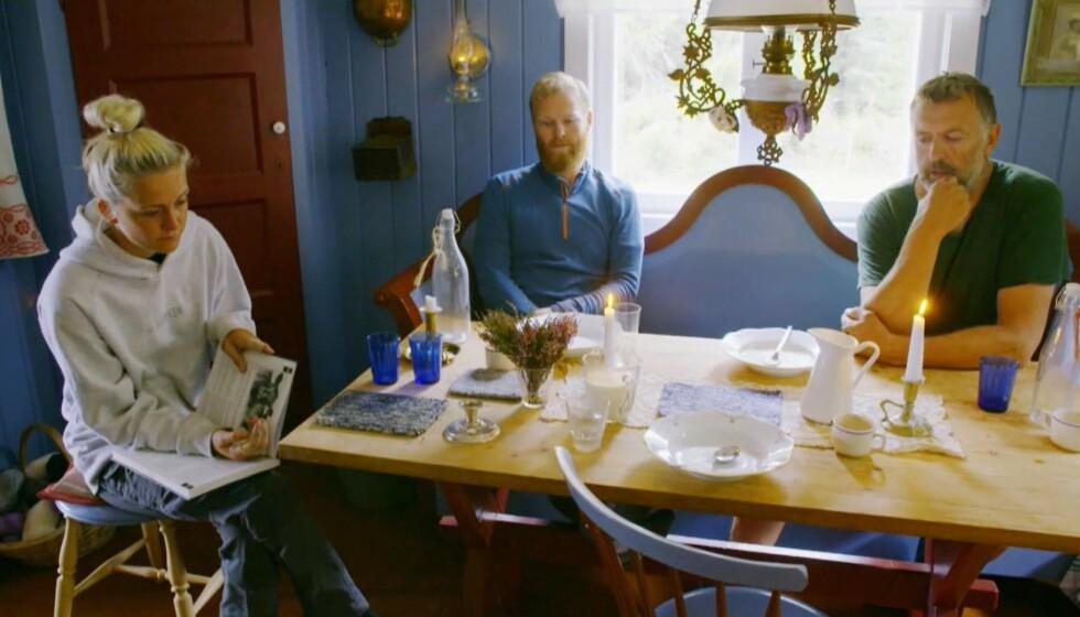 REISER HJEM: Wiktoria Rønning skulle gi alt for å vinne «Torpet». Da oppholdet ikke ble helt som hun hadde sett for seg, valgte hun å reise hjem. Foto: TV 2