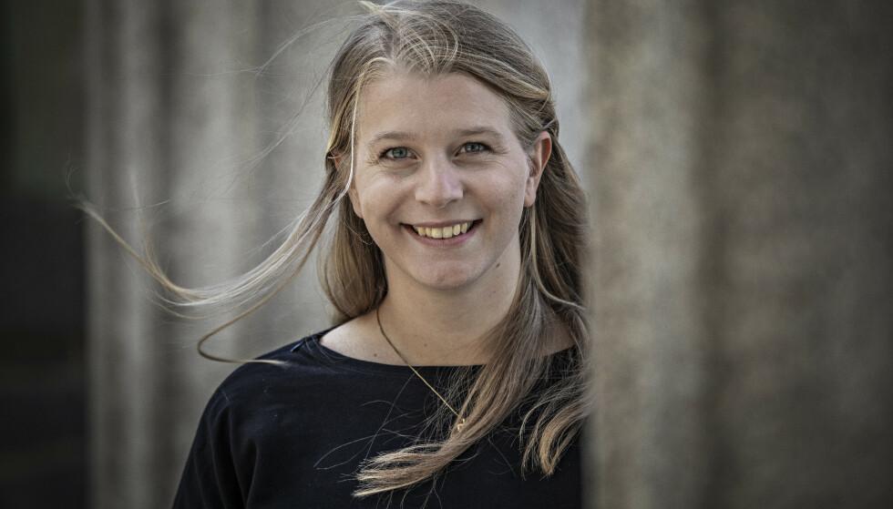 MYKERE OVERGANG: Ida Lindtveit Røse (KrF) ønsker at førsteklassinger kan få en lettere overgang til skolehverdagen. Foto: Jørn H.Moen / Dagbladet