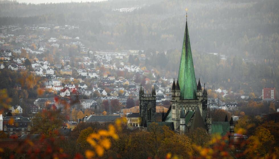 ØKNING: Trondheim har hatt en økning i antall coronasmittede den siste tida. Foto: Norway PhotoVisions / Shutterstock / NTB