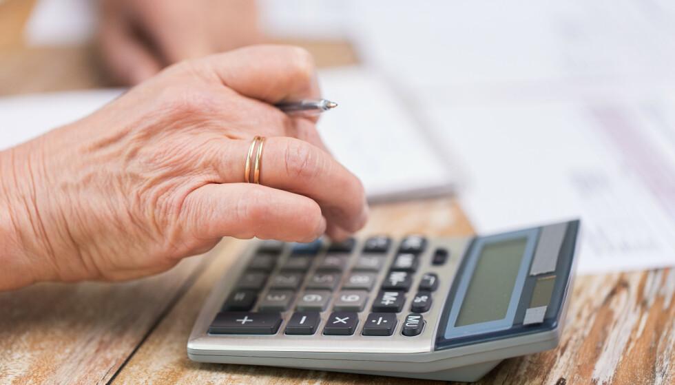 NY ORDNING: Egen pensjonskonto gjelder for ansatte i private bedrifter som har innskuddspensjon. Foto: NTB scanpix