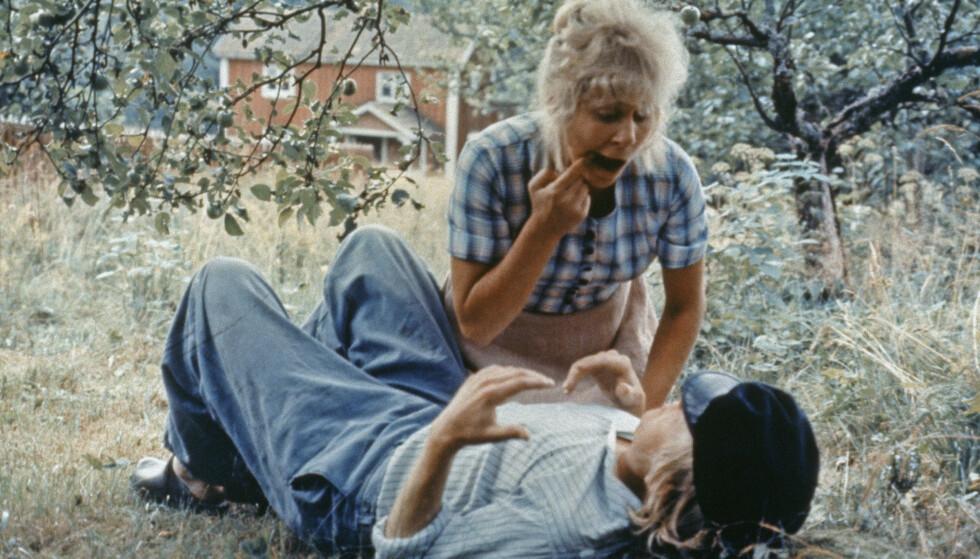 DØD: Maud Hansson Fissoun er død. Hun er kanskje mest kjent som Lina i «Emil i Lønneberget». Foto: SF