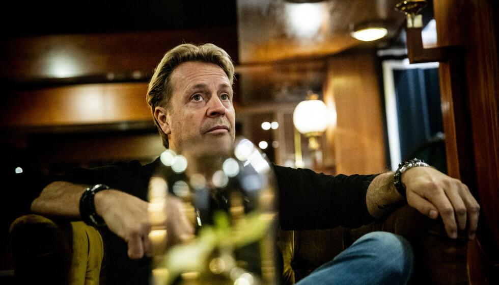 UDUGELIG: Tiden etter skilsmissen følte Søgaard seg både udugelig og ussel, det føltes som om han hadde sveket både sønnen, familien, vennene og titusentalls kristne par, skriver han i boka si. Foto: Christian Roth Christensen