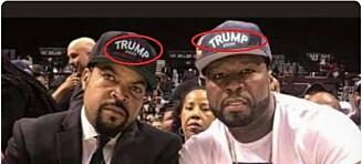 Slettet tweet etter Ice Cube-kritikk