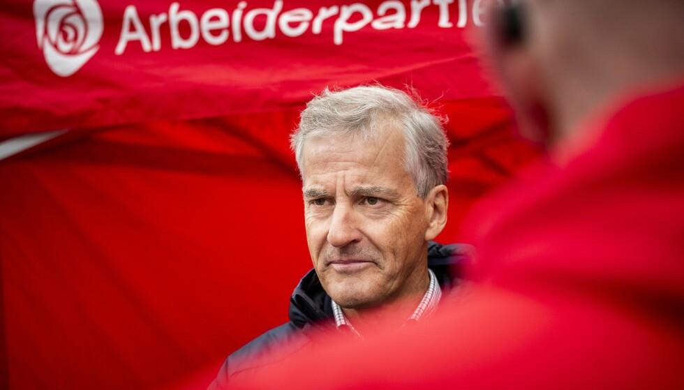 FORNØYD: Jonas Gahr Støre mener Oslo Arbeiderparti har mange motiverte og gode stortingskandidater. Foto: Lars Eivind Bones / Dagbladet