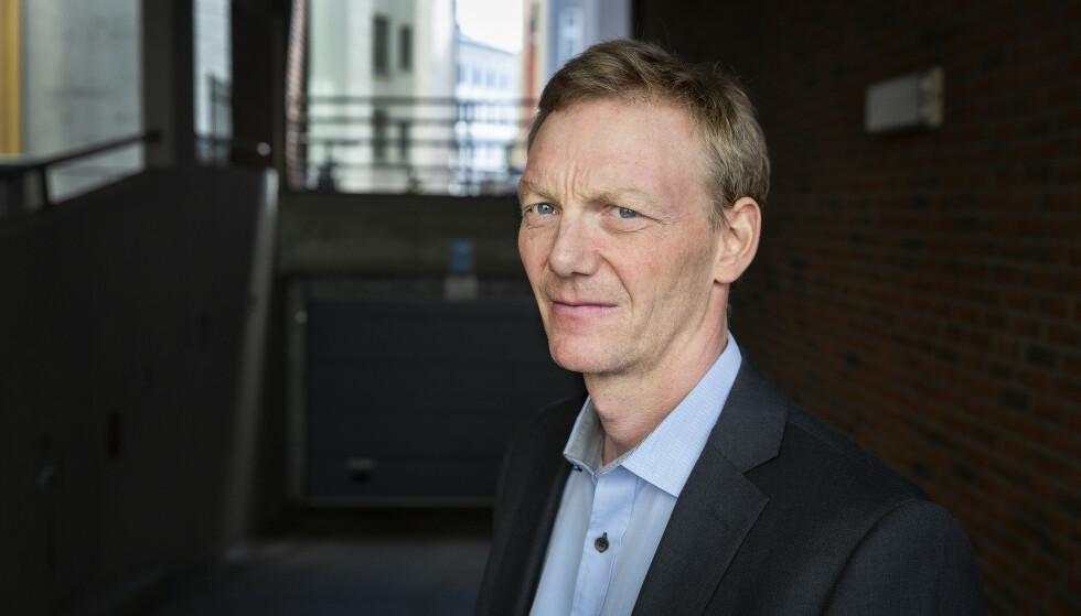 BISTANDSADVOKAT: Ståle Kihle representerer Hagens tre voksne barn. Foto: Henning Lillegård / Dagbladet
