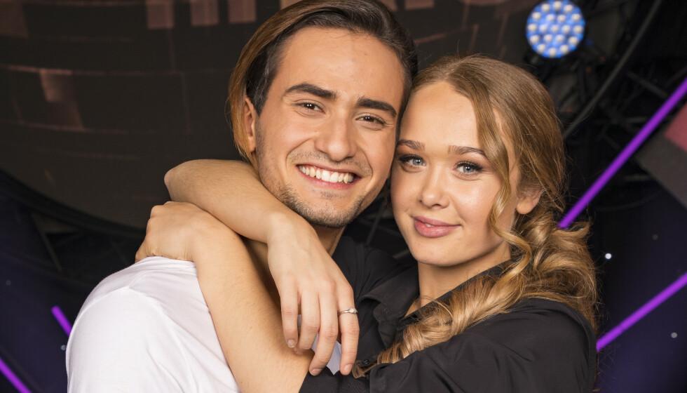 BLE FORELDRE: Skuespiller Cengiz Al og kjæresten Maiken Blom har blitt foreldre for første gang. Foto: Tor Lindseth