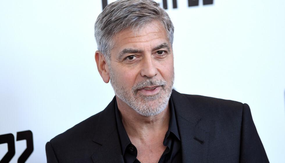 LYNVINGEN: Rollen i «Batman & Robin» fra 1997 kunne blitt slutten på skuespillerdrømmen for George Clooney. Foto: James Veysey / Rex / NTB