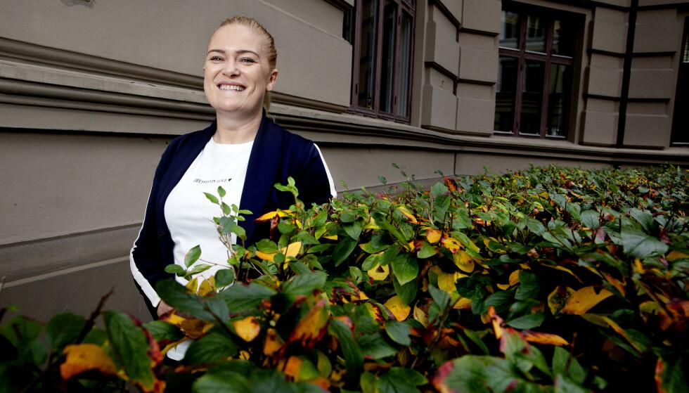 ÅPENHJERTIG: Tone Ingebrigtsen letter på sløret i sin ferske biografi. Foto: Kristin Svorte